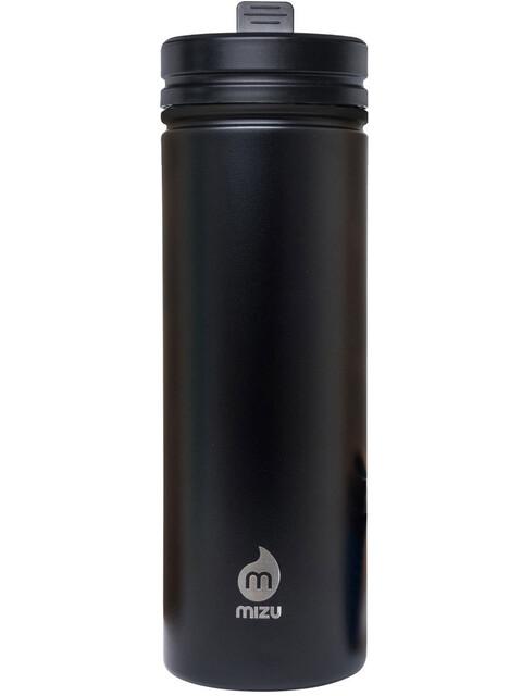MIZU M9 Bottle with Straw Lid 900ml Enduro Black